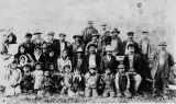 Group of Alaska Native people, Old Kaltag.