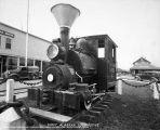 First Alaskan Locomotive