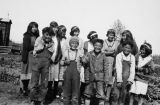 Children of Tanacross, circa early 1930s.