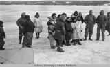 Native Alaskans and the Crew of the Norge