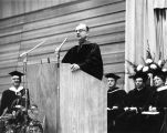 University of Alaska commencement, 1966.
