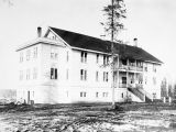 A. E. C. hospital. Anchorage, Alaska.