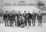 1936 University of Alaska Hockey Team