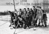 1938 University of Alaska Hockey Team
