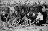 U of A Fairbanks Hockey Team in Anchorage 1936
