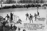1936 Championship Game Univ. of Alaska Vs Dawson
