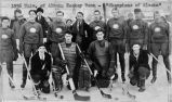 1936 University of Alaska Hockey Team - Champions of Alaska