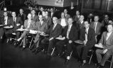 Alaska Steamship Company agents meeting, Seattle November 3-5, 1958