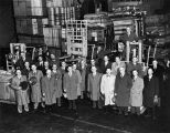 Alaska Steamship Company Agents meet in Seattle, 1951