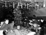 Christmas 1945. Det[achment] #1058. Point Barrow.