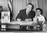 Gov. Egan signs Easter Seals