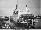 Sternwheeler Minneapolis.