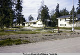Slide # 020: Residential area in Anchorage.
