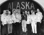 New York Wold's Fair. Alaska Day, Elks. 7/13/64.