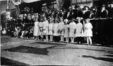 Beauty contest, July 4th. Fairbanks, Alaska, 1916.