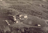 Air view of campus - September 21, 1929.