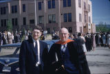Drs. Patty, Keller - Commencement 1960.