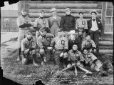 Colts baseball team, Dawson.