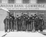 Canadian Bank of Commerce. Paid up six million dollars.
