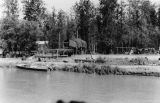 Chena fish camp.