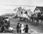 July 4th, 1917. Anchorage, Alaska.