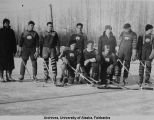Hockey team 1939