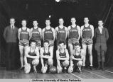 Men's basketball team  1937-1938