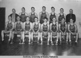 Men's basketball team 1948-1949.