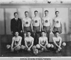 Men's basketball team 1926