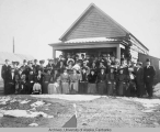 Fairbanks Christian Science Church Congregation 1909