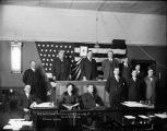 U. S. Dist. Court Officials