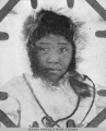 Child at Fort Yukon