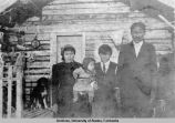 Chief Sam and family.