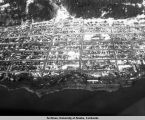 Air Photo of Seward Alaska.