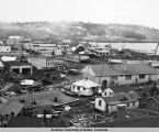 Kodiak after the quake.