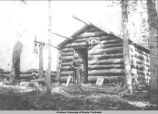 1906 -1907 Headquarters camp.