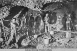 Underground mining in the Tanana country.