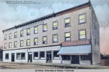 Nordale Hotel, Fairbanks, Alaska.