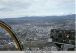 City of [Fairbanks] from 1000 ft.