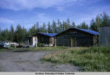 Housing at Nenana, Alaska.