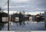 Steese Highway after Chena flood.