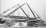 Signal Corps bridge at 89