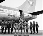 Wien stewardess 1960's.