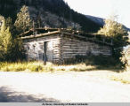 Building in Chitina.