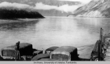 Port at Whittier, Alaska.