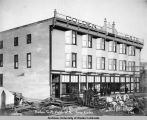 Golden Gate Hotel No. 3, Nome, Alaska.