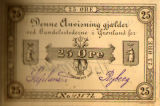 Danish Greenland currency.