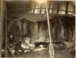 Quorah's house, Indian Point, Siberia.