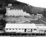 Plant of Alaska Gastineau Mining Co. at Thane.