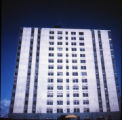 Building in Anchorage after the 1964 earthquake.